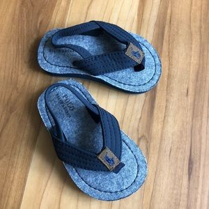 Polo Ralph Lauren Kids Sandals 6 Blue